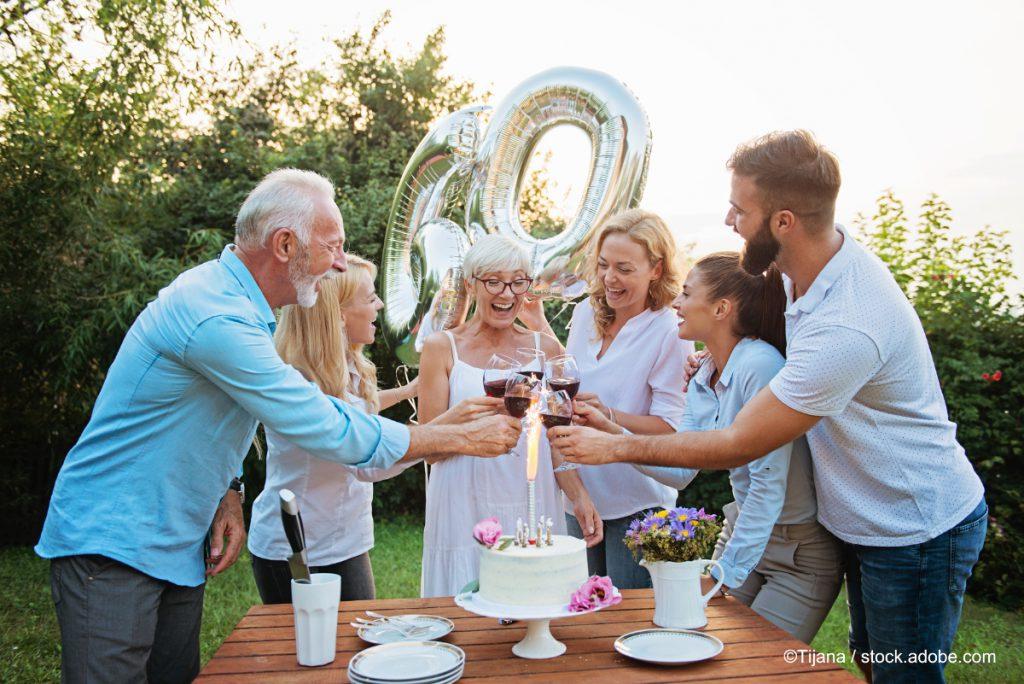 Jubiläum und Geburtstag